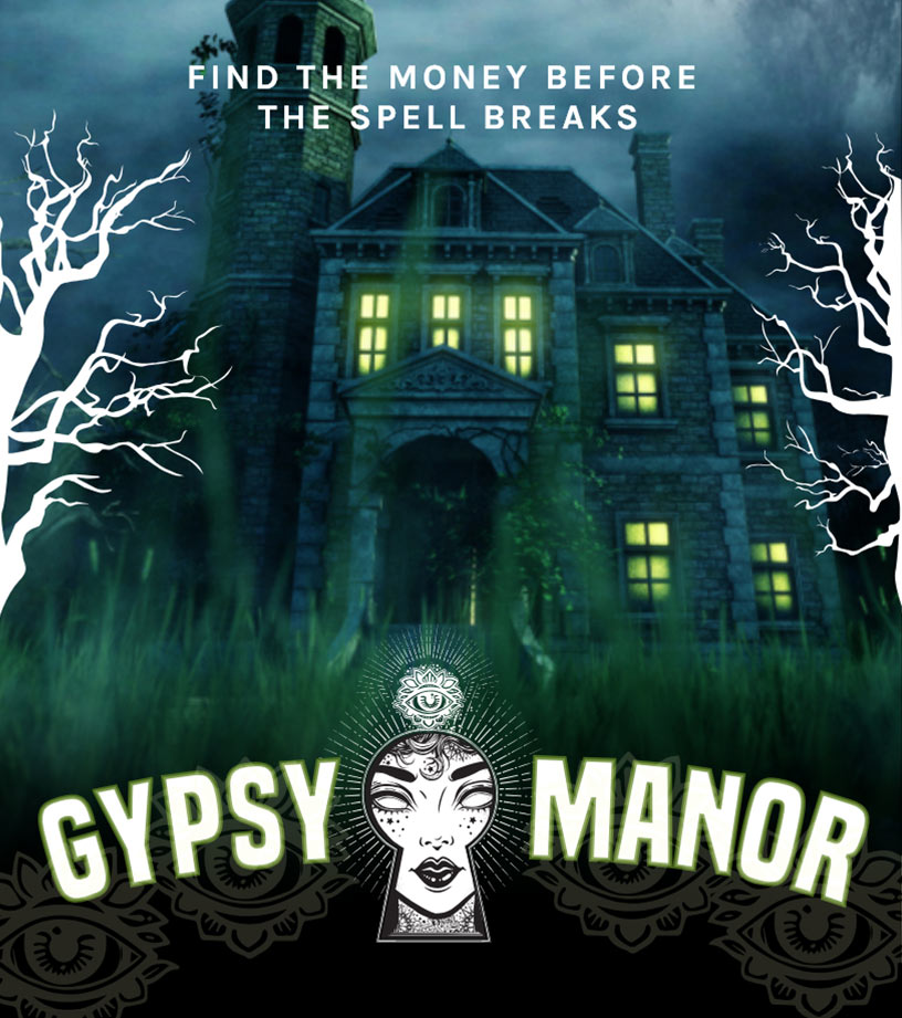 Gypsy Manor escape rooms Adelaide