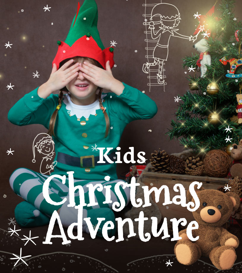 Kids Christmas Adventure escape rooms Adelaide